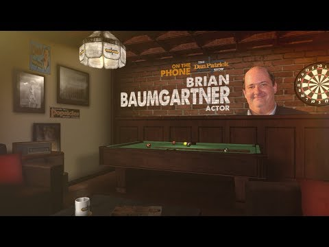 Brian Baumgartner Talks The Office's Famous Chili Scene w/Dan Patrick | Full Interview | 2/22/18