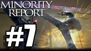 Minority Report W/ Commentary P.7 - Those SPIDERBOTS!