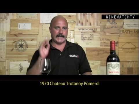 What I Drank Yesterday  1970 Bordeaux Tasting at Wine Watch - click image for video