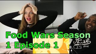 Food Wars Season 1 Episode 1 &quotThe Vast Wasteland&quot (Discussion )