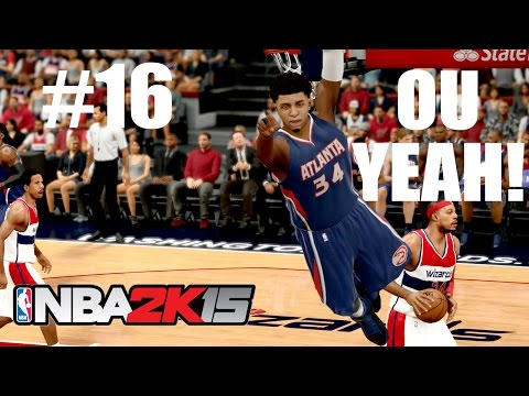 NBA 2K15 Xbox One | Harry Givens | #16 OU YEAH!