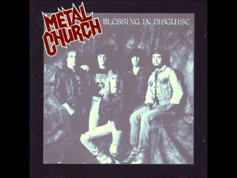 "Metal Church ""Blessing In Disguise"" (FULL ALBUM) [HD]"