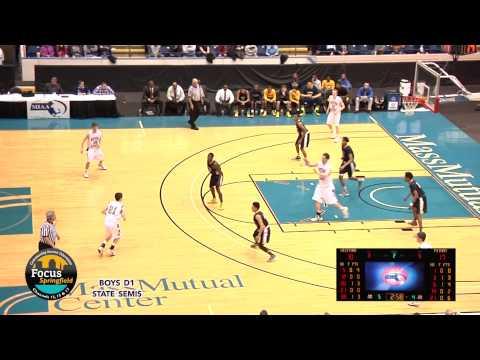 Boys Basketball - Putnam vs. Westford 3-10-15