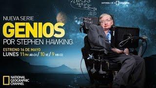 """Genios Por Stephen Hawking - Episodio 1: """"¿Dónde estamos?"""""""