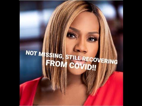 Singer Kelly Price not missing, still recovering COVID-19, attorney ...