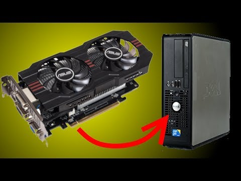 Optiplex 780 SFF to Gaming PC - Is It Safe?