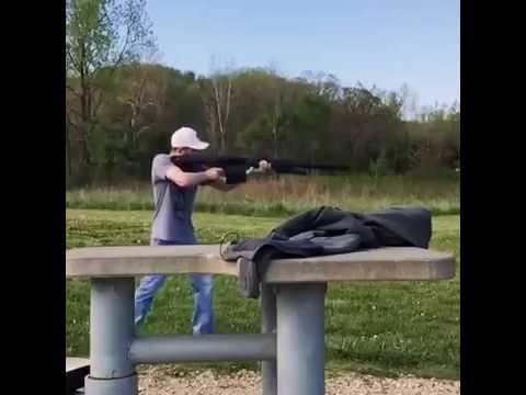 Tiro arma .30