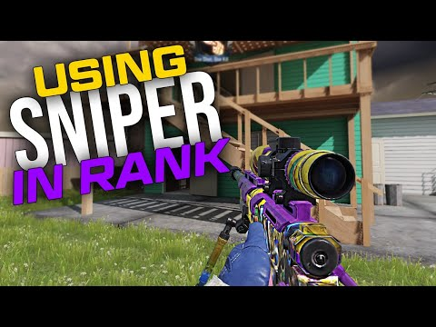 Sniper only in Rank! Call of Duty Mobile Live!