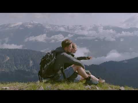 Relaxing Music & Cloudy Mountains - Beautiful Music, Background Music, Sleep Music - You & me