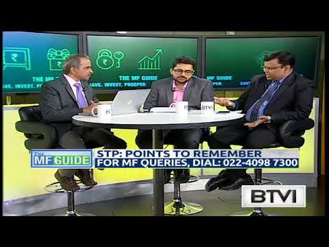 Vatsal Shah - Head, Wealth Management on BTVI 'The MF Guide' Show 16th May 2018