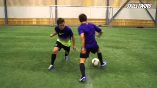 Neymar Charity Game Skill Tutorial By SkillTwins