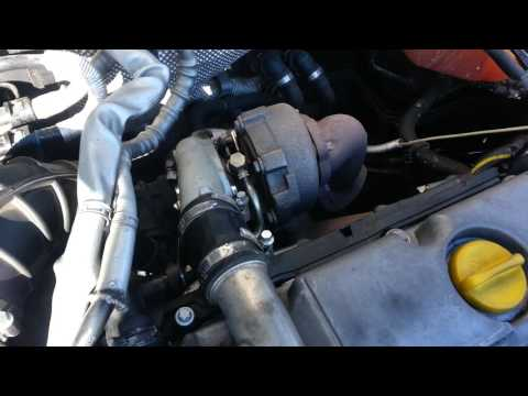 Y22DTR turbo ERROR
