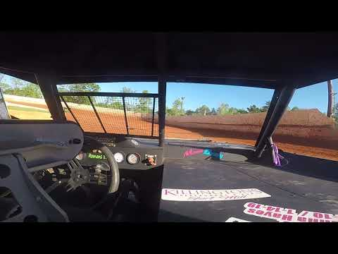 East Lincoln Speedway 2-4-19 Pro 4 Front Cam Hot Laps Alexus Motes