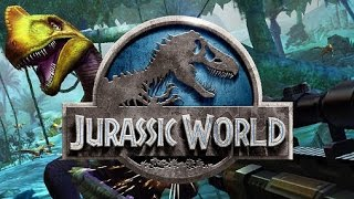 Jurassic World GAMES ジュラシックワールド OP