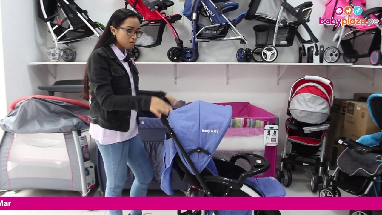 7f27e85e2 Coche Cuna Bassinet- Baby Kits | BabyPlaza - YouTube
