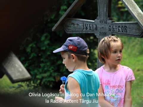 LA OBIECT, Olivia Logăscu și Dan Mihalcea în dialog la Radio Accent din Târgu Jiu