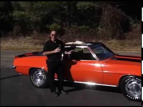 69 Z28 Camaro Dream Car Garage 2001 Season Youtube