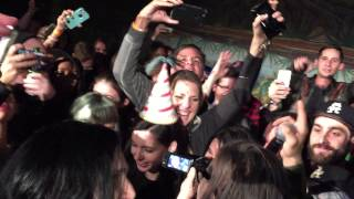 COREY FELDMAN w/ SKRILLEX - WHAT'S UP WITH THE YOUTH - LIVE @ SKRILLEX BIRFDAY 2015