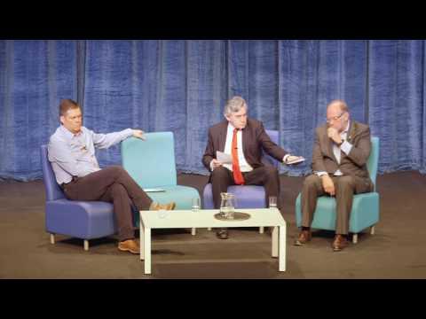 Gordon Brown Q & A