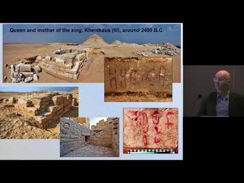 Egypt's Old Kingdom: The Latest Discoveries at Abusir South on YouTube