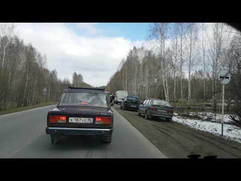ДТП Шурала - Кировград 08.05.2017г.