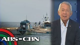 Chinese boat-ramming wasn't in PH territory, says ex-Duterte aide | ANC