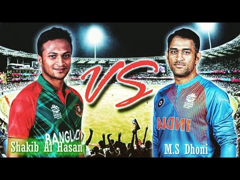 Shakib Al Hasan Vs MS Dhoni (Epic Bangla Rap Battle) | Fusion Productions
