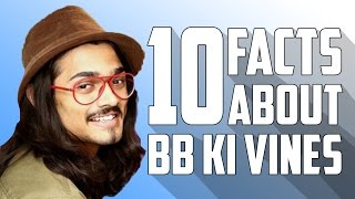 Top 10 Facts about Bhuvan Bam | BB Ki Vines