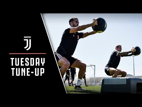 TRAINING | TUESDAY TUNE-UP FOR JUVENTUS