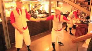 Якитория 1 апреля W A style dance show(Якитория 1 апреля W A style dance show., 2016-05-05T12:18:56.000Z)