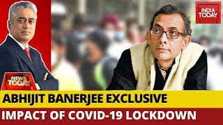 Abhijit Banerjee Exclusive On Social & Economic Cost Of COVID-19 Lockdown | News Today With Rajdeep