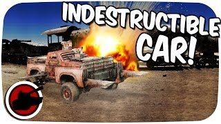 Crossout Build Guide ✠ INDESTRUCTIBLE CAR BUILD ✠ Crossout Gameplay