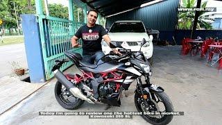 Kawasaki  Z250SL Full Review