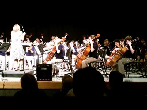Lost Mountain Middle School Orchestra