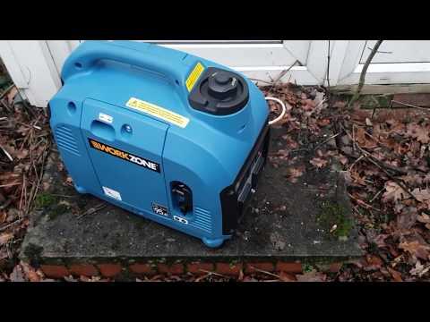 Inverter Generator 2KW 4 Stroke Petrol - OVERLOOK