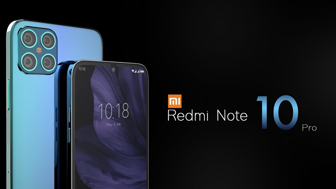Xiaomi Redmi Note 10 Pro — Trailer - YouTube