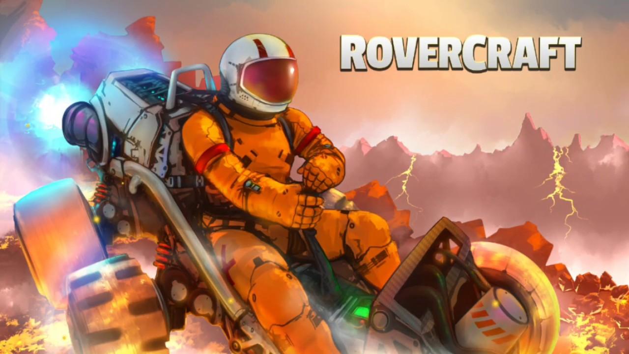 Resultado de imagem para RoverCraft Race Your Space Car