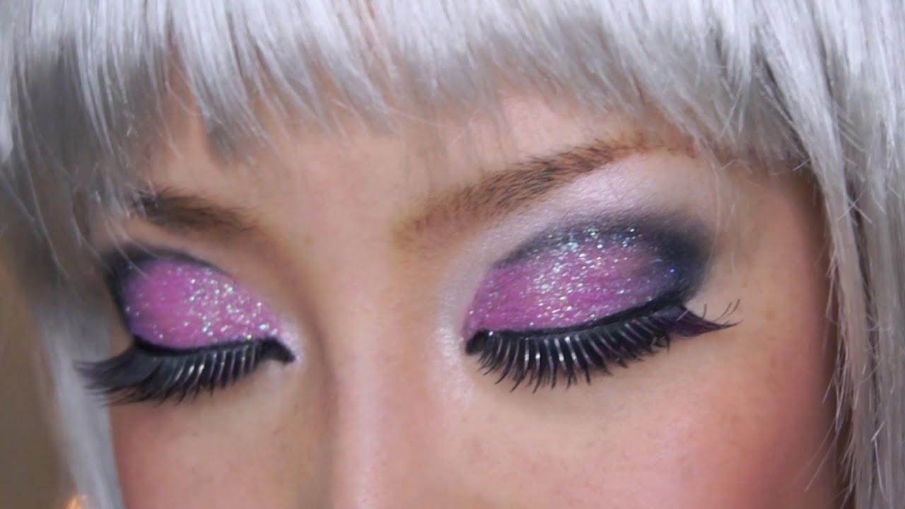 Burlesque Movie Show Girl Makeup Youtube
