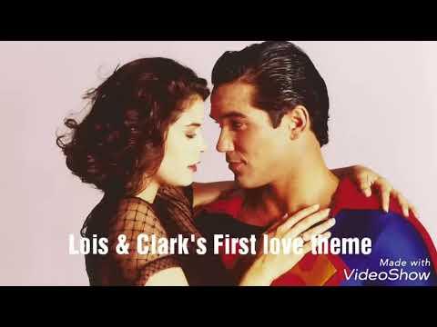"""""""Lois & Clark's First Love Theme"""" By Jay Gruska"""