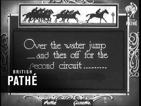 The Grand National 1931 - Version 2 - Silent (1931)