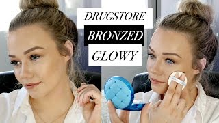 Drugstore/ Affordable Everyday Bronzey Makeup Tutorial | Beauty.Life.Michelle