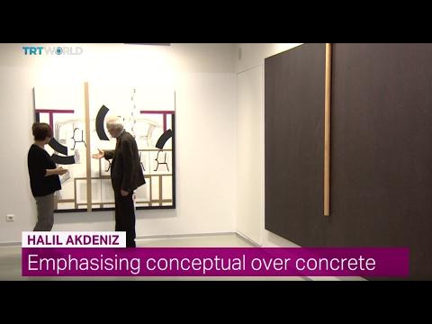 Showcase: Turkish artist Halil Akdeniz's exhibition at the Kare Art Gallery