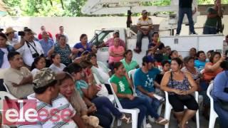 REPUDIA LA GENTE DE ALDAMA, TAMAULIPAS, A SUS AUTORIDADES