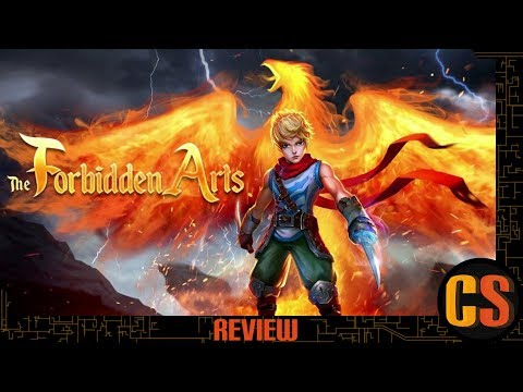 THE FORBIDDEN ARTS - PS4 REVIEW