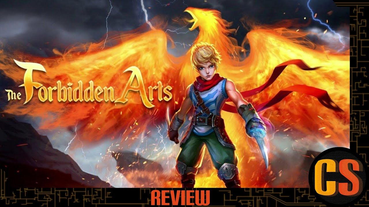THE FORBIDDEN ARTS - PS4 REVIEW (Video Game Video Review)