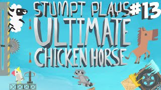 Stumpt Plays - Ultimate Chicken Horse - #13 - Don't Be Sheepish