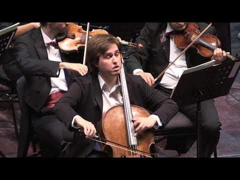 Saint Saens Cello Concerto No 1 - A.Stadler, cello -   D.Kitajenko, conductor -  1 Movement