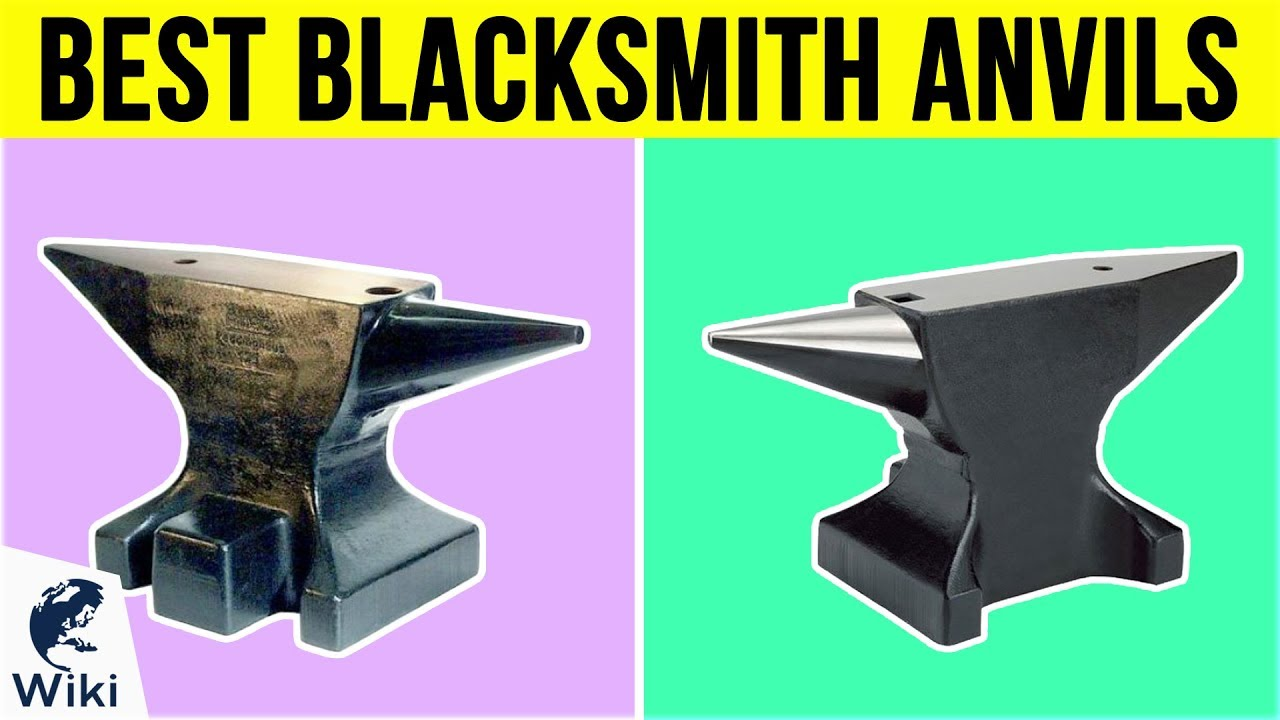 Top 7 Blacksmith Anvils of 2019 | Video Review