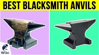 7 Best Blacksmith Anvils 2019
