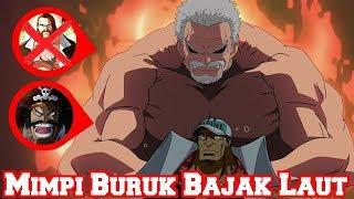 Sekuat Apa Pukulan Garp? Sampai Bisa Mengalahkan Kapten Bajak Laut Rocks! (Teori One Piece)